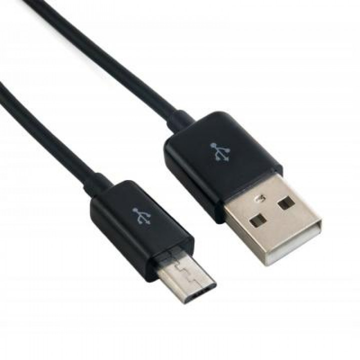 Дата кабель USB 2.0 AM to Micro 5P 1.5m EXTRADIGITAL (KBU1662)